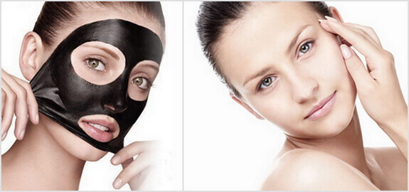 Black Mask in Farmacia